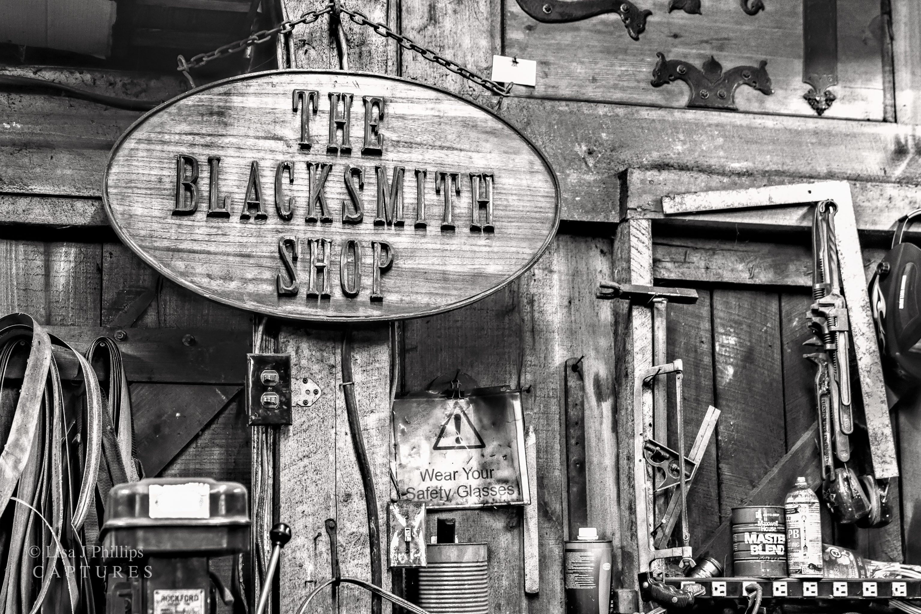 Blacksmithing Supplies